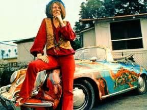 Janis Joplin Southern Comfort Porsche Project Recreation Of Janis Joplin S Psychedelic