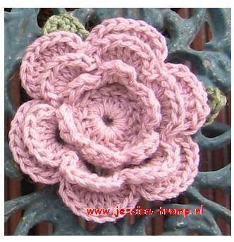 bloem haken patroon gratis 17 beste idee 235 n over gehaakte sjaal patronen op pinterest