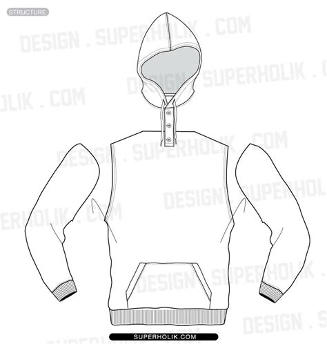 12 hooded sweatshirt template images hooded sweatshirt