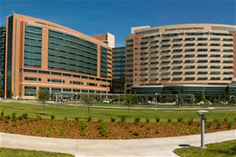 Of Colorado Denver Mba Ranking by Of Colorado Hospital Ranked Best In State