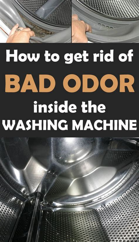 How To Get Rid Of Bad Odor Inside The Washing Machine | best 25 washing machine reviews ideas on pinterest spin
