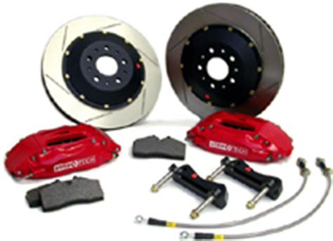 toyota 4runner brake kits at andy's auto sport