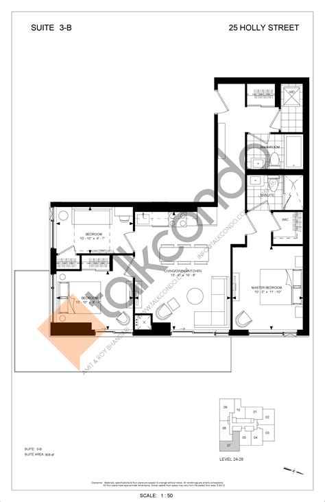midtown residences floor plan plaza midtown condos talkcondo