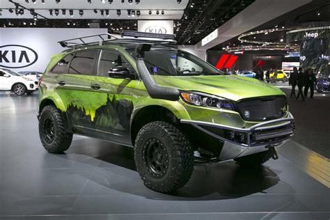Kia Concept Truck Kia Sorento Pacwest Adventure Concept Autos Ca