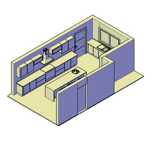 kitchen layout blocks kitchen design model 3ds max autocad and sketchup models