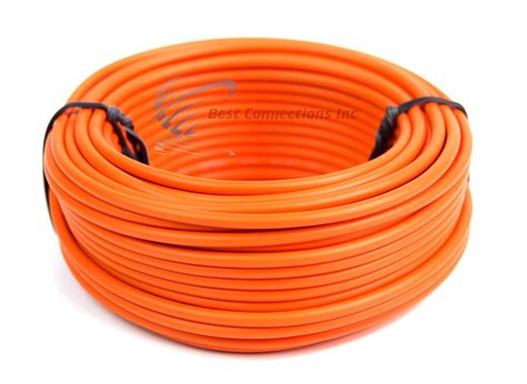 power cable wire colors 16 ga 50 ft rolls primary auto remote power ground wire