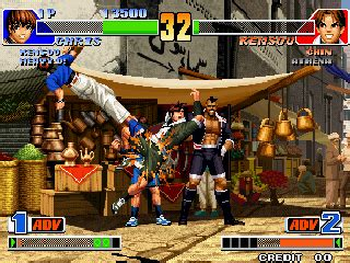 emuparadise king of fighters 98 the king of fighters 98 the slugfest king of fighters