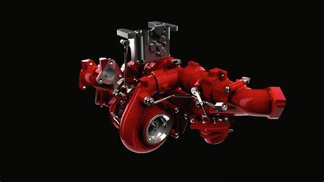 wallpaper engine twice nissan titan xd s cummins 5 0l v8 turbo diesel two stage