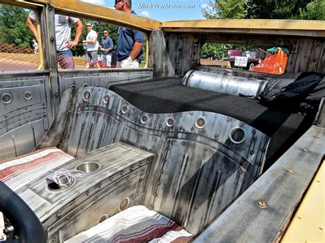 rat rod upholstery 1000 images about rod interiors on pinterest chevrolet