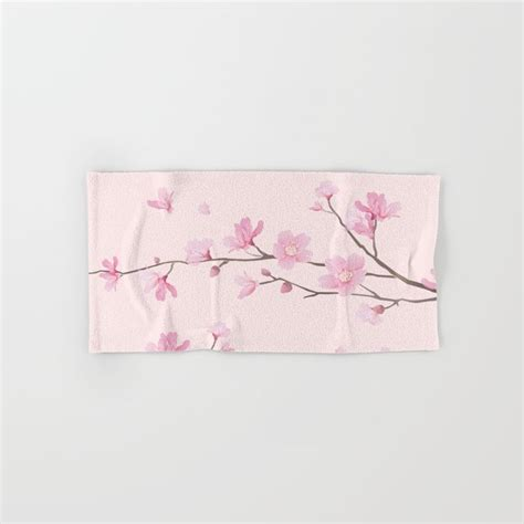 home design brand towels cherry blossom hand bath towel hand towel designenrich
