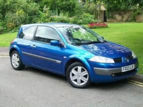 Renault Megane 2003 For Sale Used Renault Megane 2003 Petrol 1 6 Vvt Dynamique 3dr
