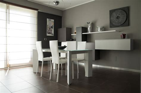 soggiorno moderno  tavolo  divano top cucina leroy