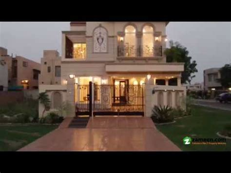 marla spanish design brand  corner house    sale  block  phase  dha