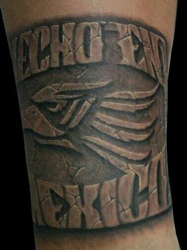 made in mexico tattoo hecho en mexico tacas tattoos brown