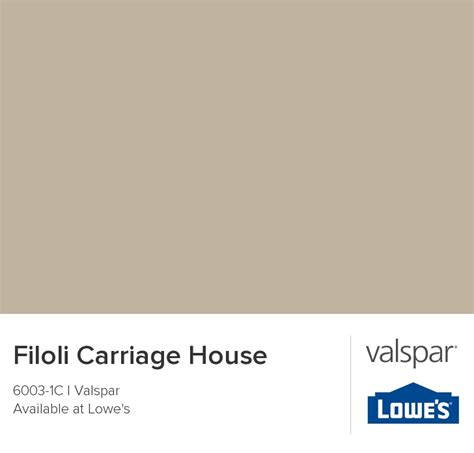 filoli carriage house from valspar for the home
