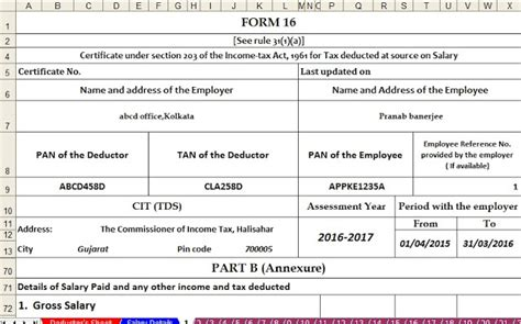 Tds Certificate Pending Letter Request Letter Format For Form 16a Is Form 16 Necessary To File An In E Tax Return India