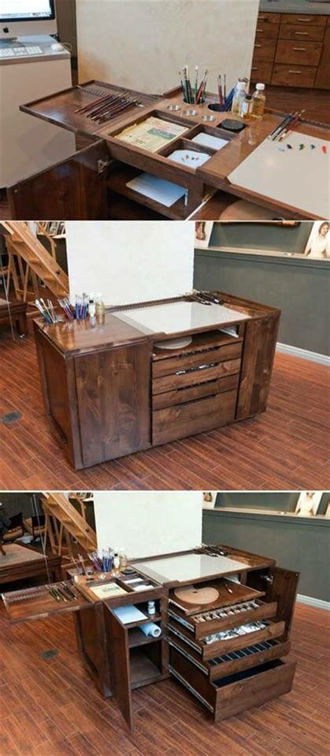 Light Box Desk by Storage Desk Just Need The Light Box Cool