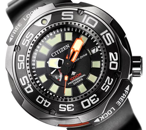 citizen eco drive dive citizen promaster eco drive professional diver 1000m