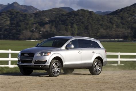 how to learn about cars 2007 audi q7 seat position control 2007 audi q7 road test