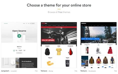 shopify premium themes free the 7 best free shopify resources and tools for front end