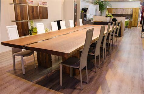 fare un tavolo in legno bramato cucine legno e resina un tavolo unico e