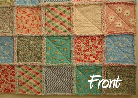 Rag Quilt by Rag Quilt Quilting In The