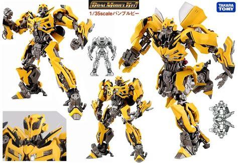 Bumble Bee Model Kit dmk 02 bumblebee reproduction model kit by takara tomy