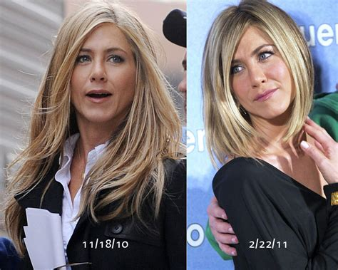 aniston hair extensions mee3hell december 2011