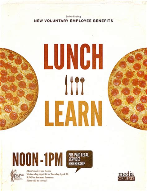 lunch and learn flyer flickr photo sharing
