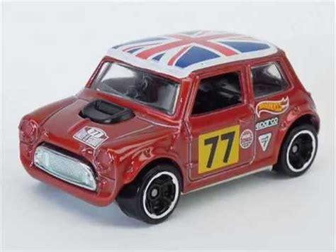 Wheels Pop Offs Morris Mini 2 quot morris mini quot vs quot avant garde quot vs quot custom v 8 quot hotwheels 2 672