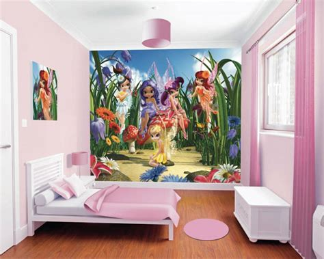 Girls Wall Mural Kids Wall Mural Kids Room Mural Girls Wall Mural Girls
