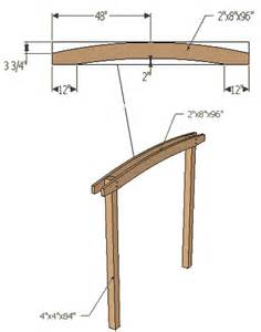 Arbor Building Plans Knowing Arbor Gate Plans Plans Woodworking