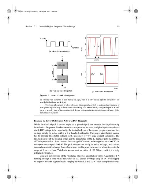 digital integrated circuits by rabaey 2nd ed solution manual digital integrated circuits rabaey buy 28 images rabaey digital integrated circuits 28