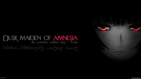 dusk maiden of amnesia dusk maiden of amnesia wallpaper by kicsikebyte on deviantart