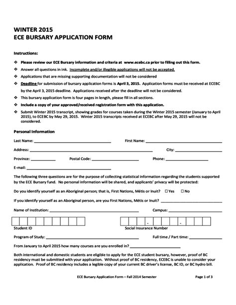 design bursary application ece sle resume over 10000 cv and resume sles with