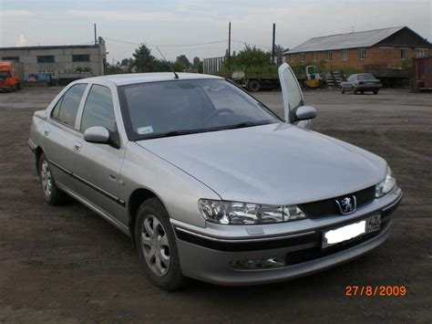 used peugeot 406 1995 peugeot 406 2 0 lx related infomation specifications
