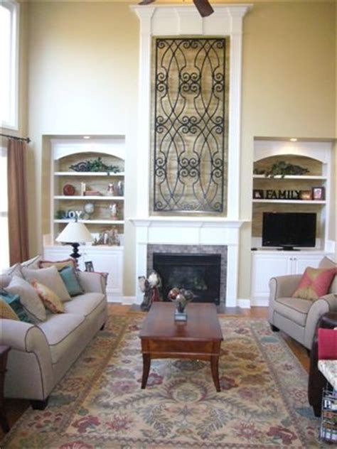 33 best images about Decorating TALL large walls ! on