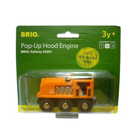 brio pop brio 33694 lokomotywa pop up hood sklep zabawkowy kimland pl