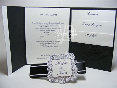 18 tri fold wedding invitation templates free premium