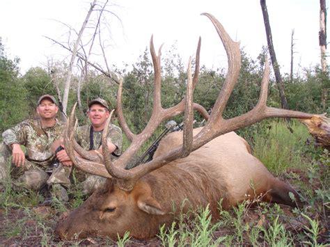 Arizona Records 2016 Colburn And Outfitters Arizona Elk Hunts