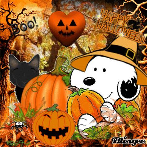 imagenes halloween snoopy snoopy halloween picture 117388639 blingee com