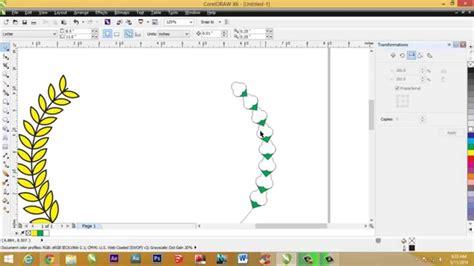 cara membuat zpt padi cara membuat logo padi dan kapas dengan coreldraw x6 bag