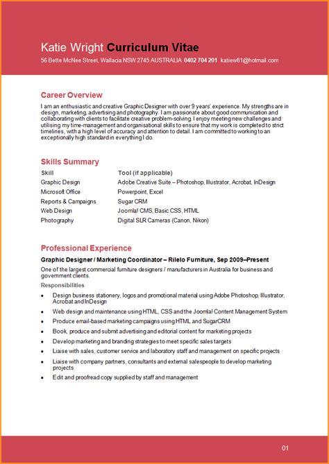 good design cv template 9 good graphic design resume invoice template download