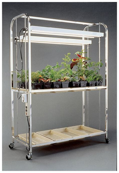 growers supply growlab ii mobile indoor garden frame