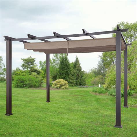 pergola gazebo replacement pergola canopy and cover for walmart pergolas