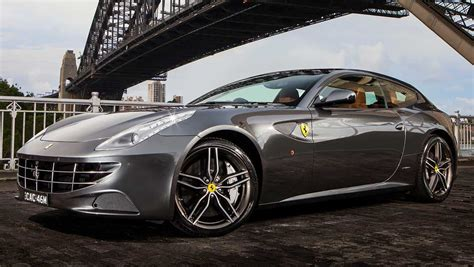 House With Guest House by 2015 Ferrari Ff Review Carsguide