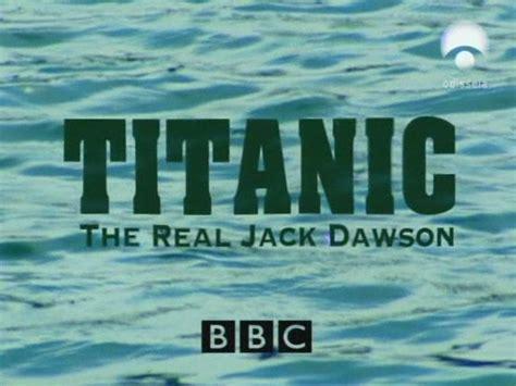 imagenes del verdadero jack del titanic titanic el verdadero jack dawson 2000 filmaffinity