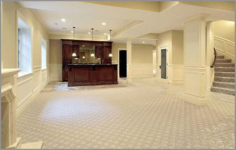 open floor plans with basement hom basements a complete finished basement in 6 weeks