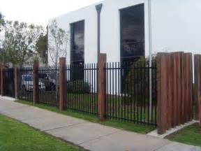 Front Yard Brick Fence Designs - jim s fencing melbourne wide jim s fencing melbourne reviews hipages com au