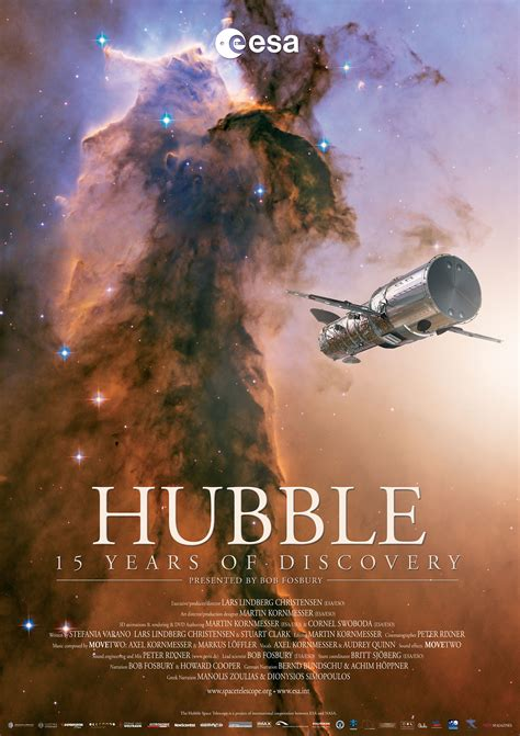 film 15 years and one day hubble 15 years of discovery movie poster esa hubble